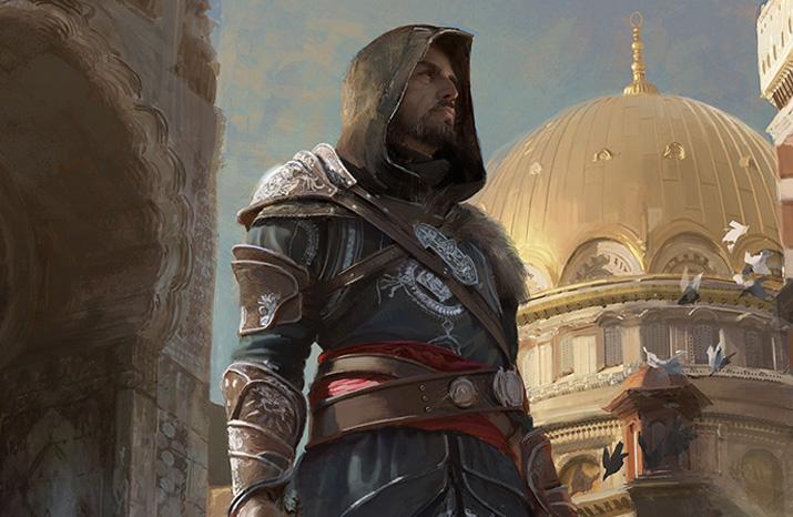 © Craig Mullins (Assassins Creed)