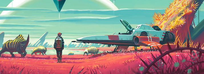 ® The Art of No Man's Sky