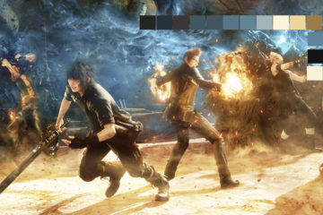Final Fantasy XV (Square Enix)