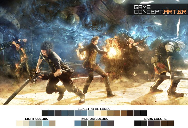 Final Fantasy XV (Square Enix)