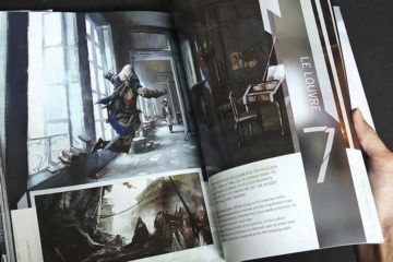 Livros de Arte para criar jogos