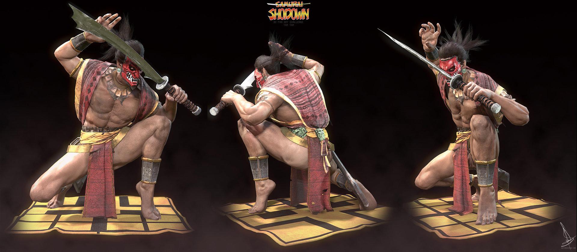 ® Mariano Steiner - TamTam - Samurai Shodown