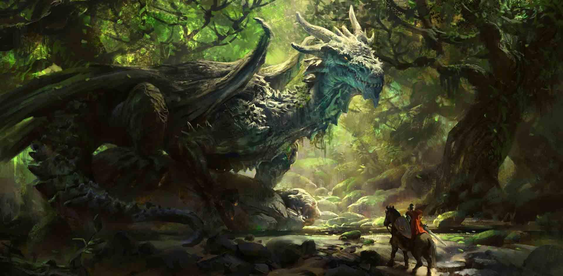 Mike Azevedo - Joseph Ancient Dragon